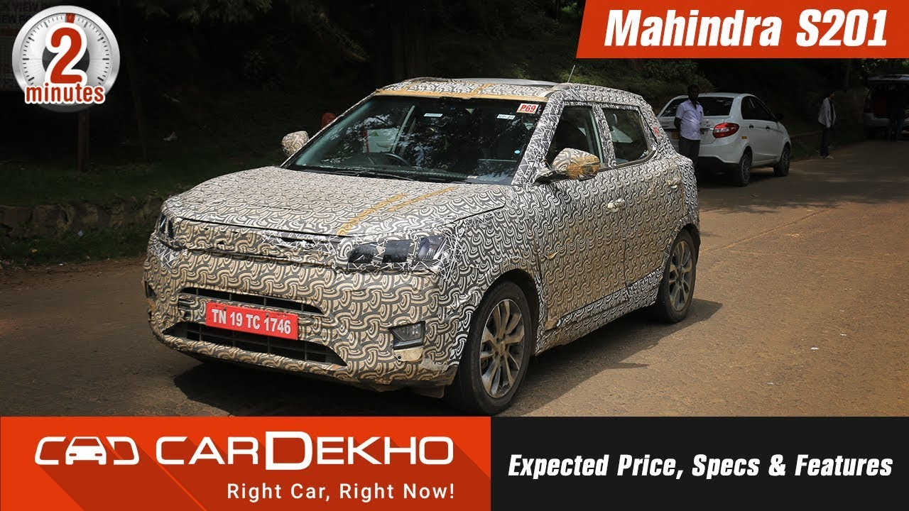 2018 Mahindra S201 Expected Price, Features & Specs | Vitara Brezza Rival #In2Mins