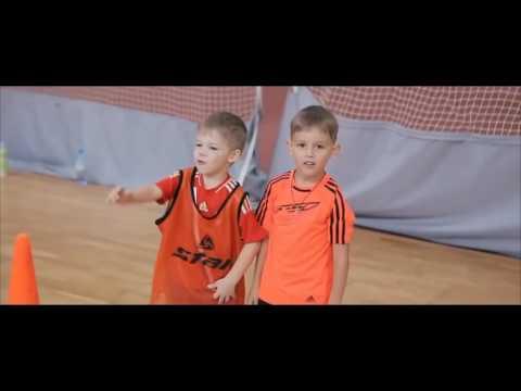 Футбольная школа Юниор в Томске