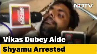 Another Aide Of Gangster Vikas Dubey Arrested - NDTV