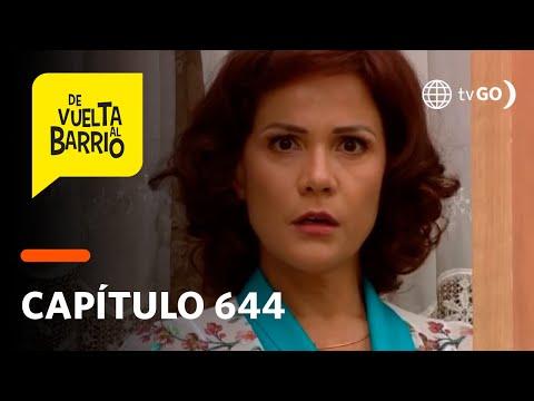 De Vuelta al Barrio 4: Malena descubrió que Pichón y Anita se reconciliaron (Capítulo 644)