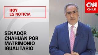 """Chahuán: """"Chile Vamos no existe más allá de las reuniones en el comité político de La Moneda"""""""