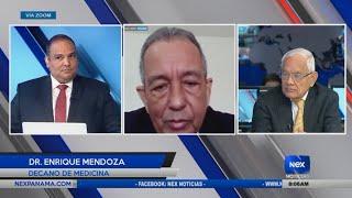 Entrevista al Dr. Enrique Mendoza, Decano de Medicina de la UP