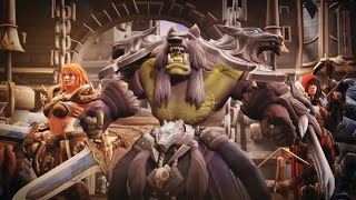 Heroes of the Storm - Rehgar Trailer