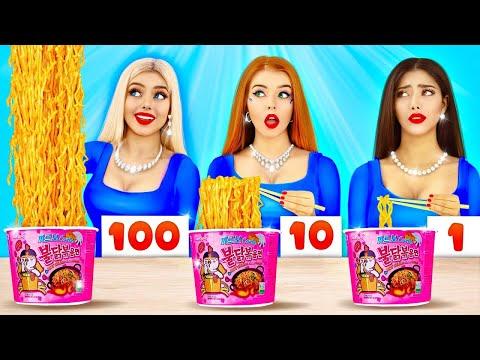 ชาเลนจ์อาหาร-100-ชั้นหลุดโลก!-
