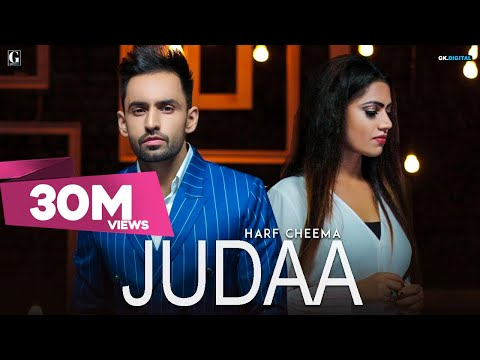 JUDAA LYRICS - Harf Cheema