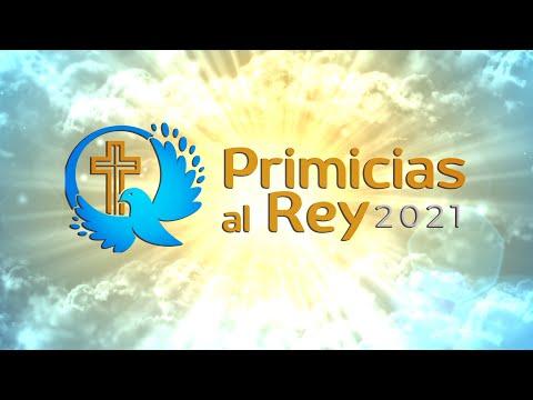 PREDICACIÓN PRIMICIAS 2021-  NELLY BONILLA