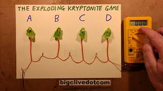 Prize competition - The Exploding Kryptonite Game.