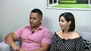 Arcides y Yessica Valentin - Vidas Tranformadas