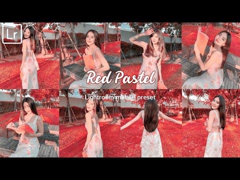 How-I-edit-Red-Pastel-❤️-•-Lig