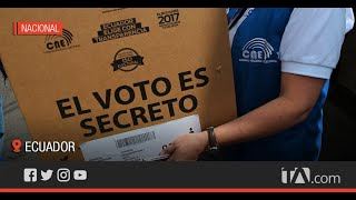 CNE y Ministerio de Economía logran acuerdos para bajar gasto electoral -Teleamazonas