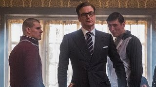 Colin Firth Talks Kingsman: The Secret Service - Comic Con 2014