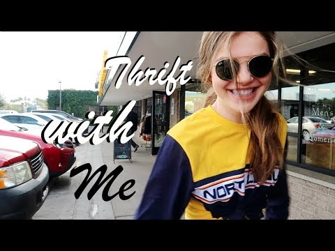 Come Thrift Shopping With Me!! (Goodwill)