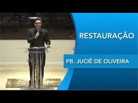 Pb. Juciê de Oliveira   Mateus 15.21   26 09 2019