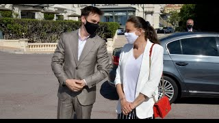 Stéphanie de Monaco ravie : sortie remarquée avec Louis Ducruet, Marie... et un colosse !