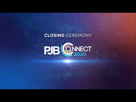 Photo of Closing Ceremony PJB Connect 2020