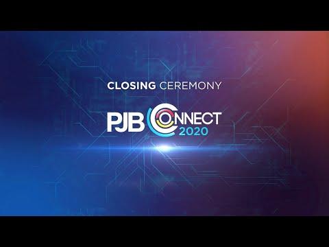 Closing Ceremony PJB Connect 2020