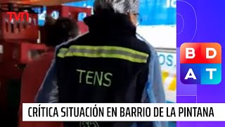 Reportajes BDAT: Crítica situación de un barrio en La Pintana por vecinos contagiados por COVID-19