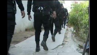 Allanamientos en busca de desarticular bandas de pandilleros en Villa Nueva