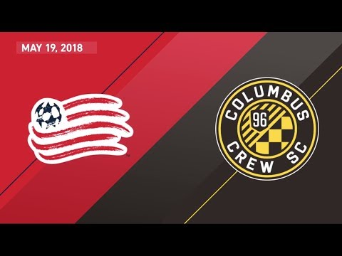 HIGHLIGHTS: New England Revolution vs. Columbus Crew SC | May 19, 2018