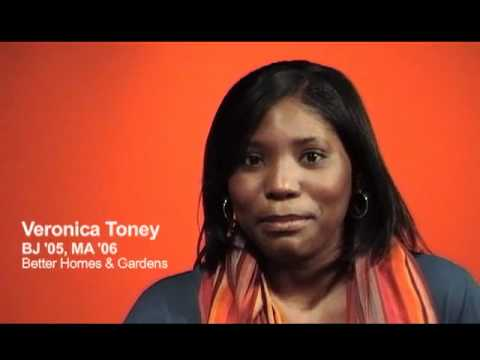 Veronica Toney, BJ '05, MA '06: Which Journalism Skills Are Essential?