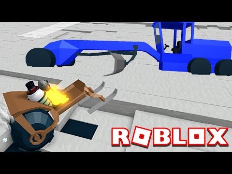 connectYoutube - GRADER + 500 ROBUX SNOWMOBILE + PET CODE!! | ROBLOX SNOW SHOVELING SIMULATOR