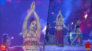 Tejaswini Performance Promo - Dhee Champions (#Dhee12) - 18th November 2020 - Sudigali Sudheer - MALLEMALATV