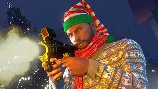 GTA Online Festive Surprise Update