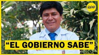 Mario Carhuapoma: