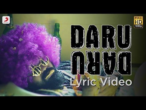 DARU DARU LYRICS -  Deep Jandu, DIVINE, Gangis Khan