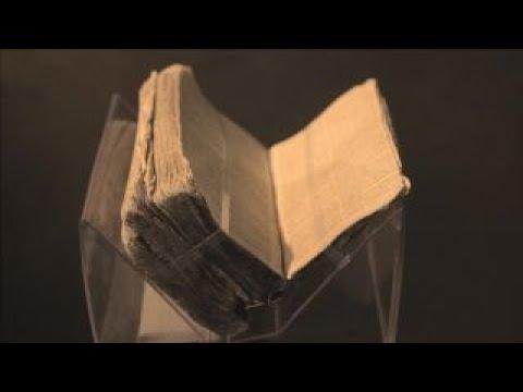 Strange Inheritance: Nat Turner's bible