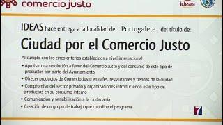 Portugalete celebra este sábado el Día Mundial del Comercio Justo