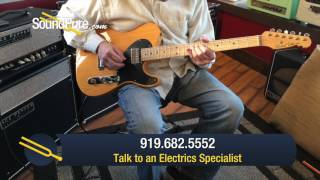 Michael Tuttle Tuned ST Butterscotch HH Electric #363 Quick n' Dirty