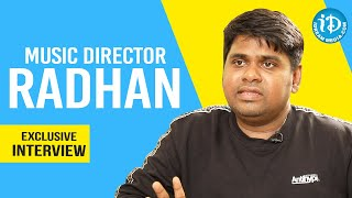 Music Director Radhan Exclusive Interview | Talking Movies with iDream | Amaram Akhilam Prema Movie - IDREAMMOVIES