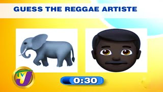 TVJ Smile Jamaica: Guess the Reggae Artiste - Hot Stop - May 19 2020