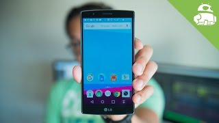 The LG G4... Now