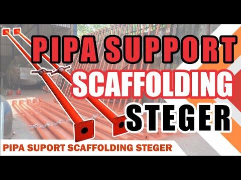 Pipa Support Scafolding | Alat Kontruksi Bangunan