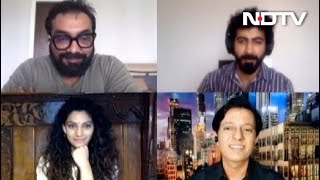 Exclusive: Stars Discuss Anurag Kashyap's 'Choked' After Online Premiere - NDTV