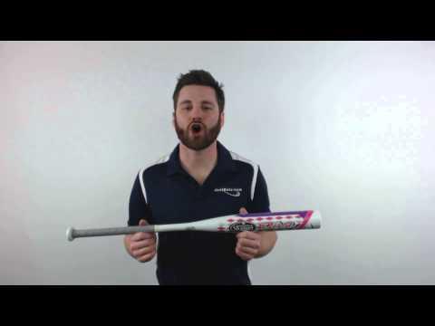 Louisville Slugger Diva Youth Fastpitch Softball Bat: FPDV151