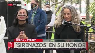 Bolivianos de Oro: Óscar Urenda y Roberto Torrez dejan un legado de amor y servicio al país