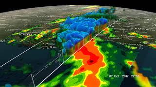 Nate Makes Landfall as a Hurricane on the Northern Gulf Coast