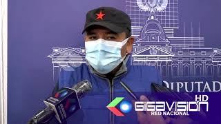 DIPUTADO ROJAS PIDE QUE COMANDANTES MOTINES NO ASCIENDAN A GENERALES