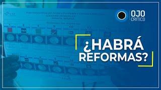 ¿Elecciones sin reformas Se acaba el tiempo para cambiar las reglas