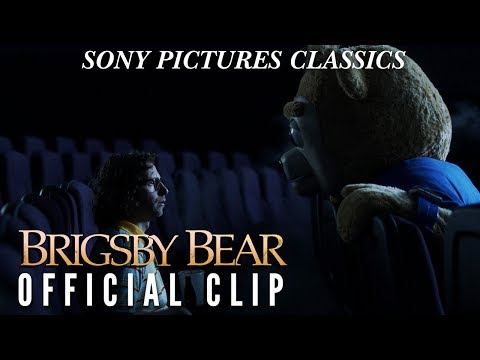 BRIGSBY BEAR - Clip - Forensic Evidence