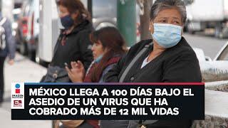 Las voces de la pandemia: Lo que ha dejado el coronavirus a mexicanos