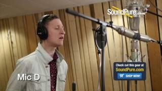 251 Style Vocal Mic Shootout: Telefunken 251E v. Bock 251 v. Upton 251 v. Neumann M149