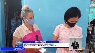 Cuba: Mercado mayorista, Mercabal, apuesta por comercio electrónico en Matanzas