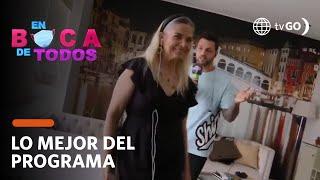 En Boca de Todos: Mamá de Nicola Porcella luce nueva figura tras someterse a manga gástrica (HOY)