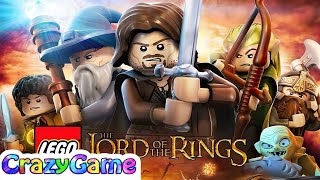 #LEGO Lord of The Rings Complete Walkthrough (Story Mode)