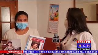 Hondureña en España acude a #HCH con un angustioso llamado por el desaparecimiento de su menor hija
