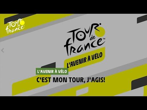 #TDF21 - L'avenir à vélo : C'est mon Tour, j'agis!